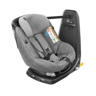 Silla de coche del Grupo 1 de Bebé Confort Axissfix I-Size Nomad Grey