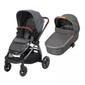 Cochecito Duo Bebe Confort Adorra Sparking Grey