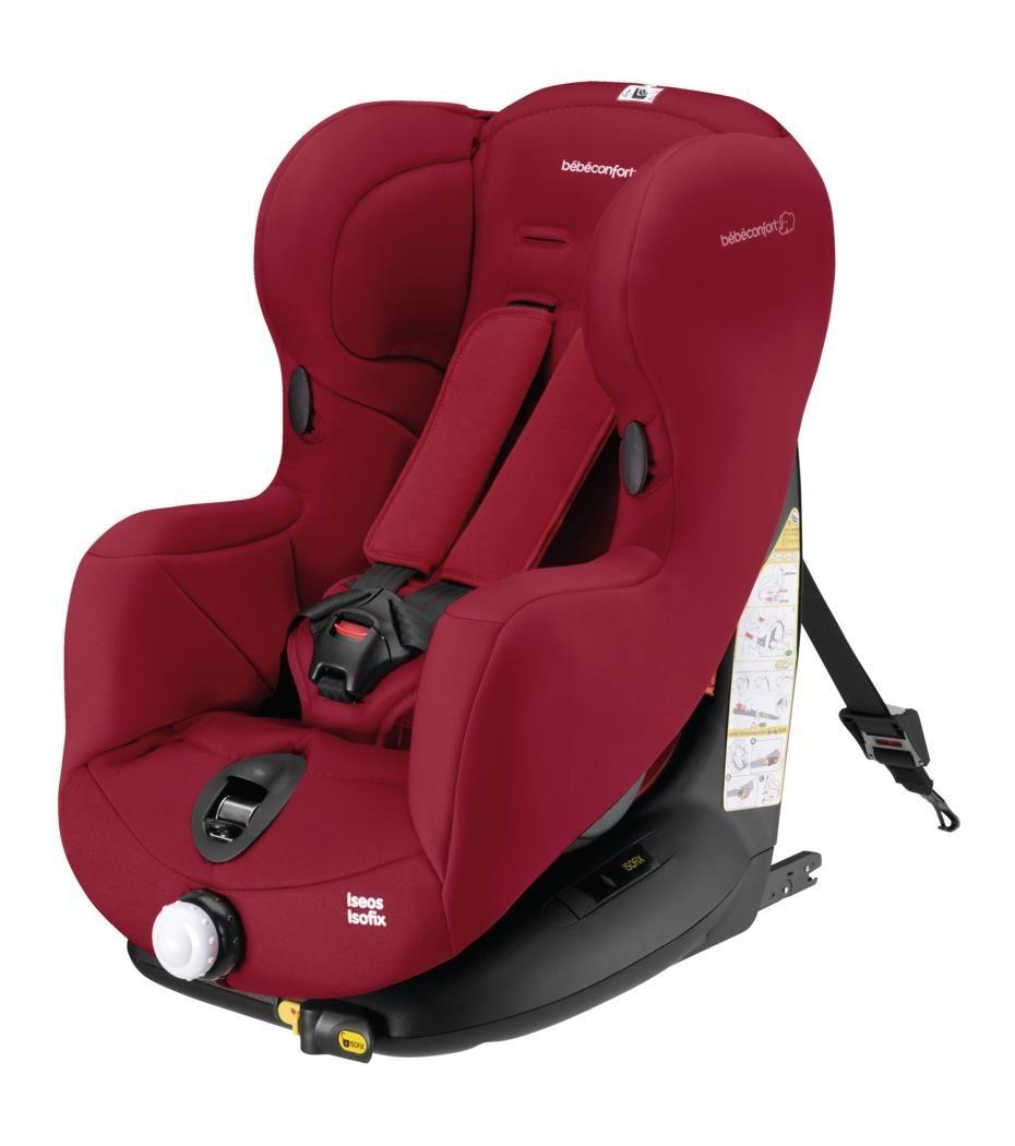 silla de coche beb confort iseos isofix raspberry red On sillas de bebe para coche con isofix