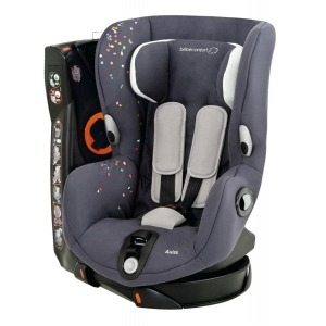 Silla de coche del Grupo 1 de Bebé Confort Axiss Confetti