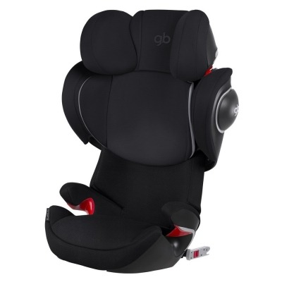 Silla de Coche GB Elian Fix 2019 Satin Black
