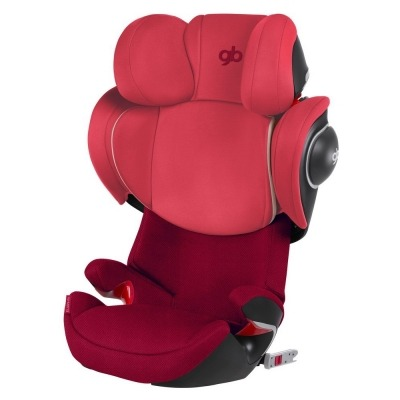 Silla de Coche GB Elian Fix 2019 Cherry Red