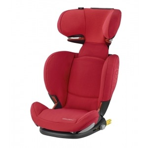 Silla de coche de Bebé Confort de los grupos 2 y 3 Rodifix AP Vivid Red