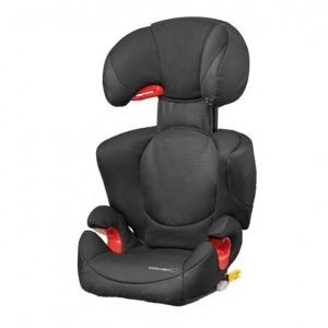 Silla de coche de Bebé Confort de los grupos 2 y 3 con Isofix Rodi XP Fix Night Black