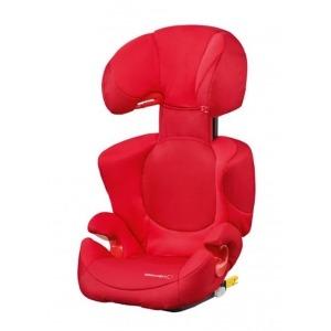 Silla de coche de Bebé Confort de los grupos 2 y 3 con Isofix Rodi XP Poppy Red
