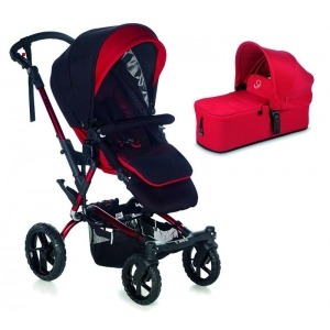 Carrito Duo Jane Crosswalk Micro 2018 S53 Red