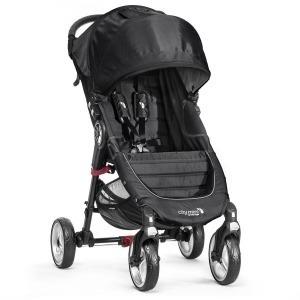 Silla de paseo Baby Jogger City Mini 4 Negra