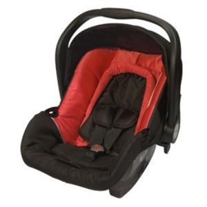 Silla de coche del Grupo 0+ Axkid Babyfix Roja