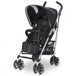 Silla de Paseo Cybex Onyx Buggy 2016 Happy Black