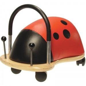CorrepasillosGrandeWheely Bug Mariquita
