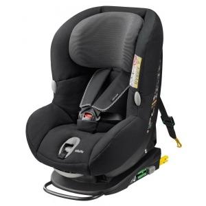 Silla de coche de los Grupos 0+ y 1 Bebé Confort Milofix Black Raven