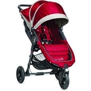 Silla de Paseo Baby Jogger City Mini GT Rojo Gris