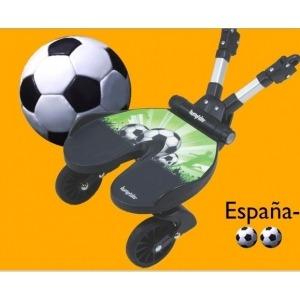Patinete universal para sillas y cochecitos Bumprider Fútbol