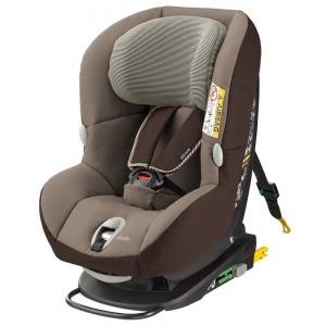 Silla de coche de los Grupos 0+ y 1 Bebé Confort Milofix Earth Brown