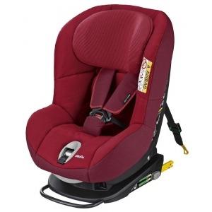 Silla de coche de los Grupos 0+ y 1 Bebé Confort Milofix Robin Red