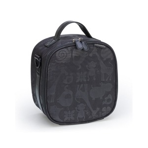 Bolsa Razz Animals Black Bebe Due