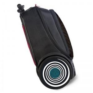 Pegatinas Wheel Stickers Circles para Ruedas de Mochila Roller