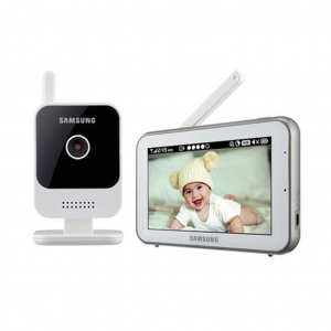 Vigilabebés Digital de Vídeo con Pantalla Táctil Samsung 5 SEW-3042W