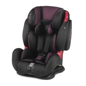 Silla de Coche Grupos 1, 2 y 3 Be Cool 2019 Thunder Berry