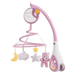 Carrusel de Chicco Next2 Dreams Rosa