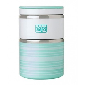 Termo Papillero Saro Galaxy 820 ml Aqua