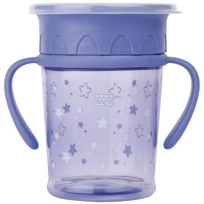 Taza Antigoteo Saro Amazing Cup Lila