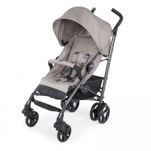 Silla de paseo Chicco Lite Way 3 2020 Dark Beige