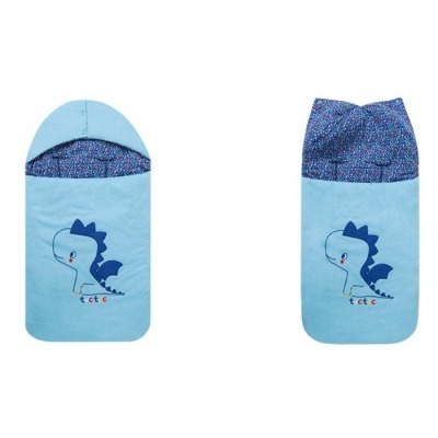 Saco Cuco Tuc Tuc Reversible Azul Enjoy & Dream