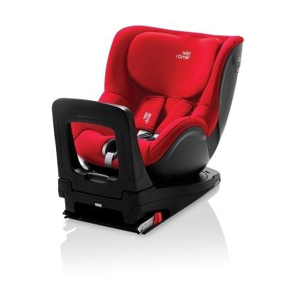Silla de Coche Grupo 0/1 Romer Dualfix I-Size Fire Red2019