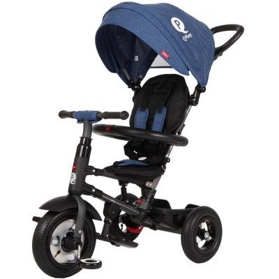Triciclo QPlay Rito plegable con ruedas de aire
