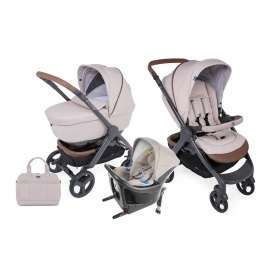 foto Coche de paseo trío Chicco StyleGo Up i-Size 2020