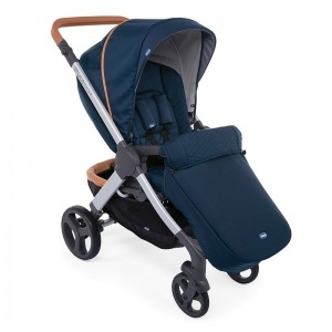 Coche de paseo trío Chicco StyleGo Up i-Size 2019