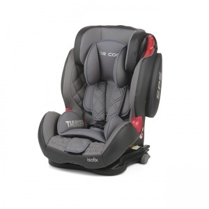 Silla de Coche Grupo 1/2/3 Be Cool Thunder 2019 con Isofix Moonlight