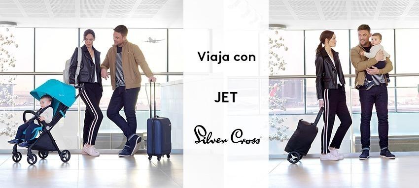 Silver Cross Jet