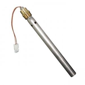 Resistencia de encendido 350W Ø18 x 200 mm con rosca 1/2 quemador Ferroli