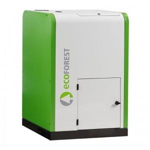 Caldera de pellets Ecoforest CANTINA COMPACT 12 kW