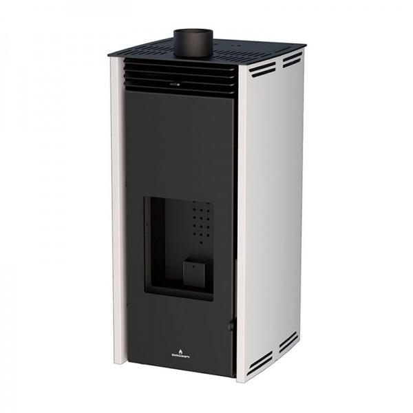 Estufa de pellets sin electricidad Bronpi FREE 6 kW