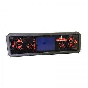 Panel de mandos Bronpi táctil 6 botones