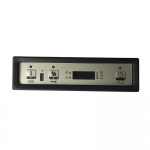 Panel de mandos Bronpi 3 botones