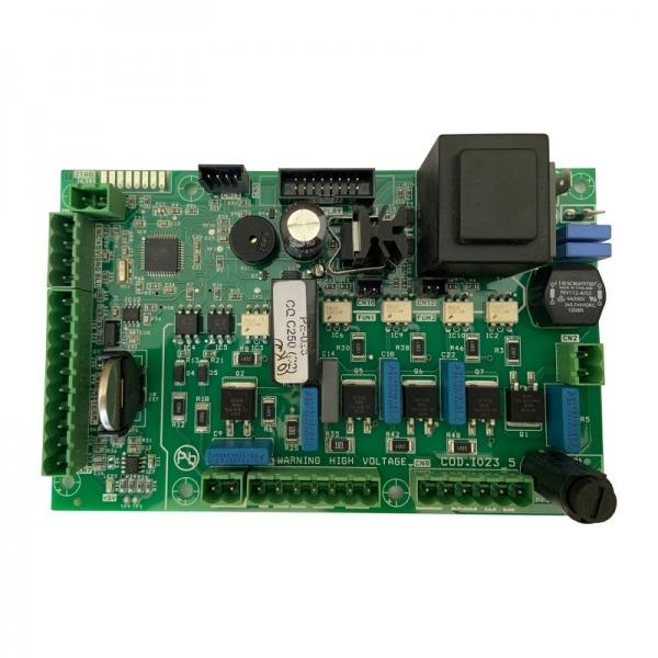 Placa electrónica de control Bronpi I023_A02 (Sin Oasys)