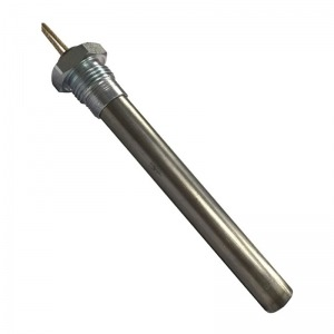 Resistencia de encendido 350W Ø12,5 x 160 mm con rosca 1/2