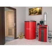 Caldera de gasificación Attack DPX 80 kW Profi