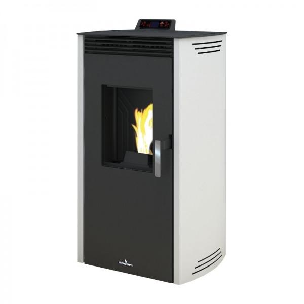 Estufa de pellets hidro Bronpi NOA 16 kW