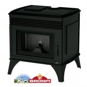 Estufa de pellets Bronpi NICOL 7 kW