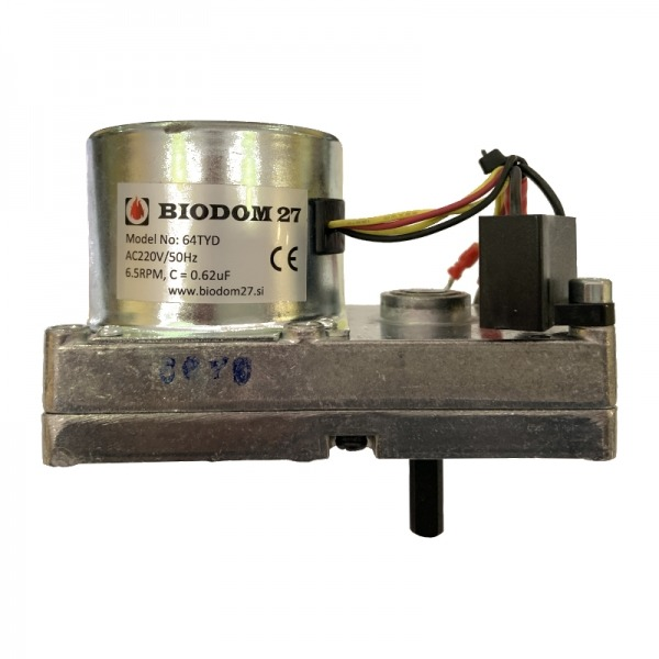 Motorreductor 6,5 rpm - Ø8,5 mm