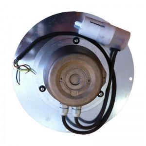 Extractor de humos Biodom 27