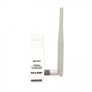Antena wifi + adaptador TP-LINK