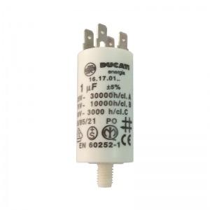 Condensador para motores