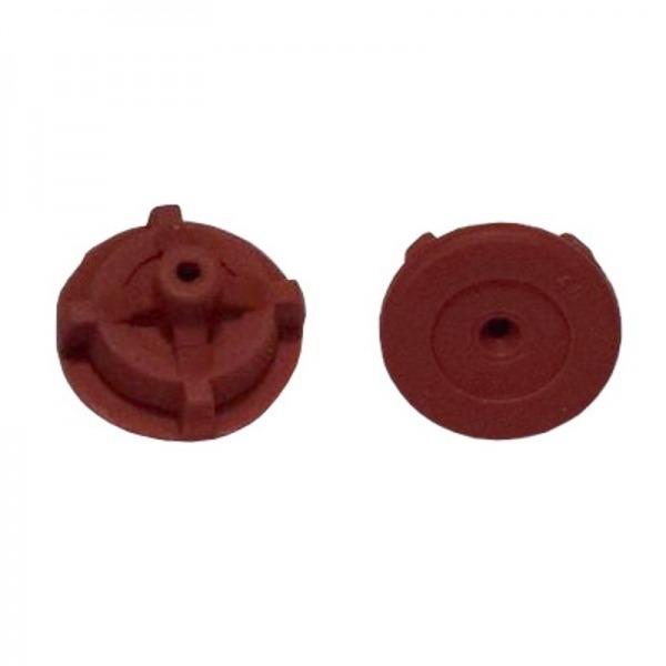 Soporte de goma (lado motor) para ventiladores axiales EMMEVI FERGAS Ø60