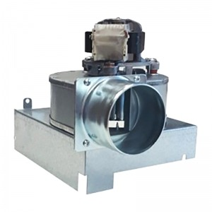 Kit de canalización Bronpi para estufas 9 kW